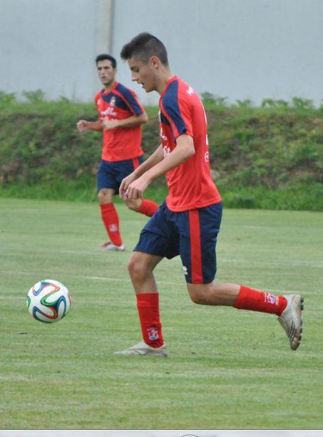 Miguel el referente en ataque del equipo morañés