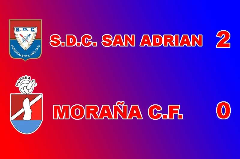 SAN ADRIAN MORAÑA
