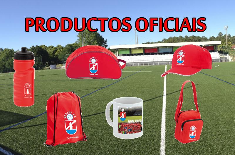 productos oficiais