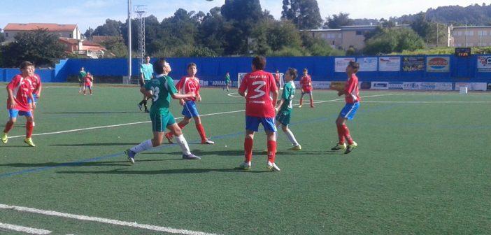 """E.F. Villa de Marín """"B"""" 0 – 2 Infantiles"""