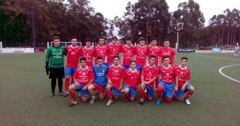 E.F.B. Vilanova 0 – 1 Xuveniles