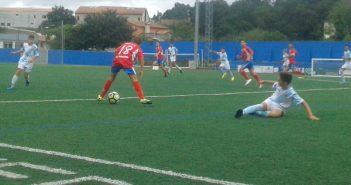 Resumen da Xornada do Fútbol Base do 15 e 16 de Outubro