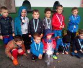 Os Bibes, segundos no XV Torneo Juan López