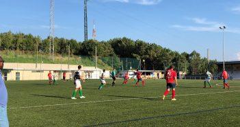 Este domingo, o Moraña C.F. xoga en Mirallos ante o C.D. Bueu
