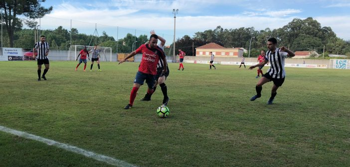 SENIOR: Moraña C.F. 0 – 0 C.D. Bueu