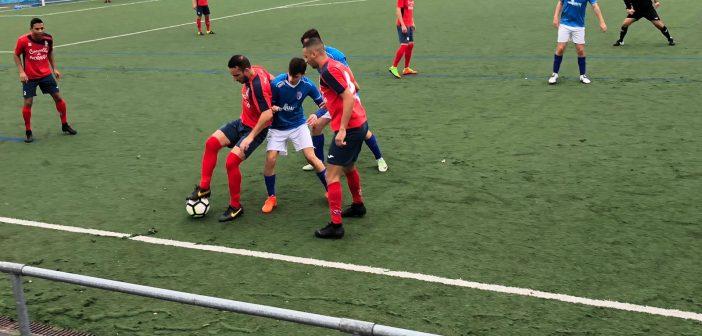 Caldas C.F. 0 – 1 Moraña C.F.