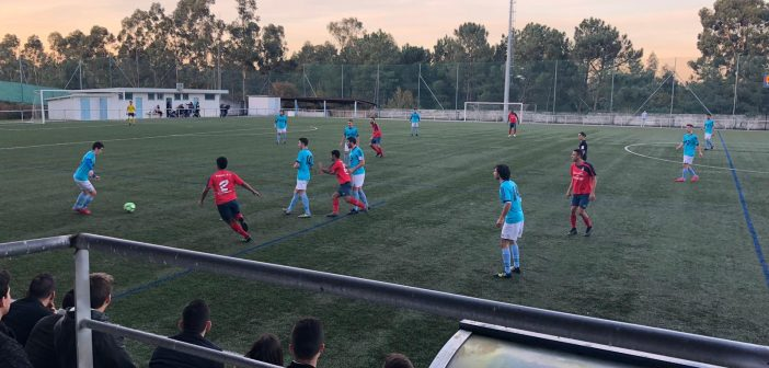 Zacande F.C. 1 – 2 Moraña C.F.