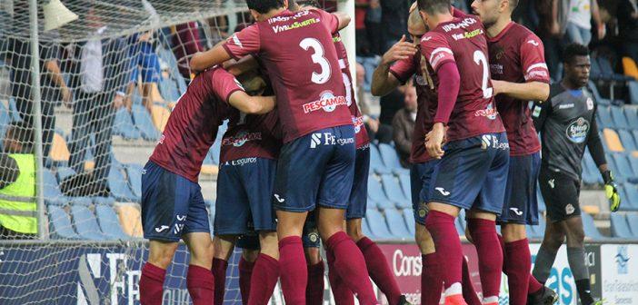 O Pontevedra C.F. invítanos ao encontro ante o Ráp. Bouzas