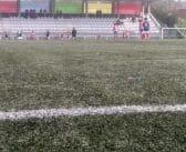Resumo do Fútbol Base do 8 e 9 de Febreiro